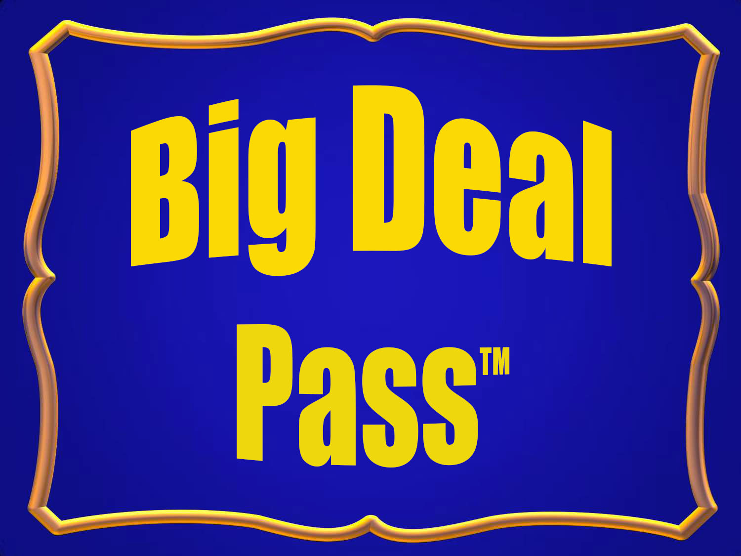 Save and earn Sunny Perks Reward points at Big Deal Pass