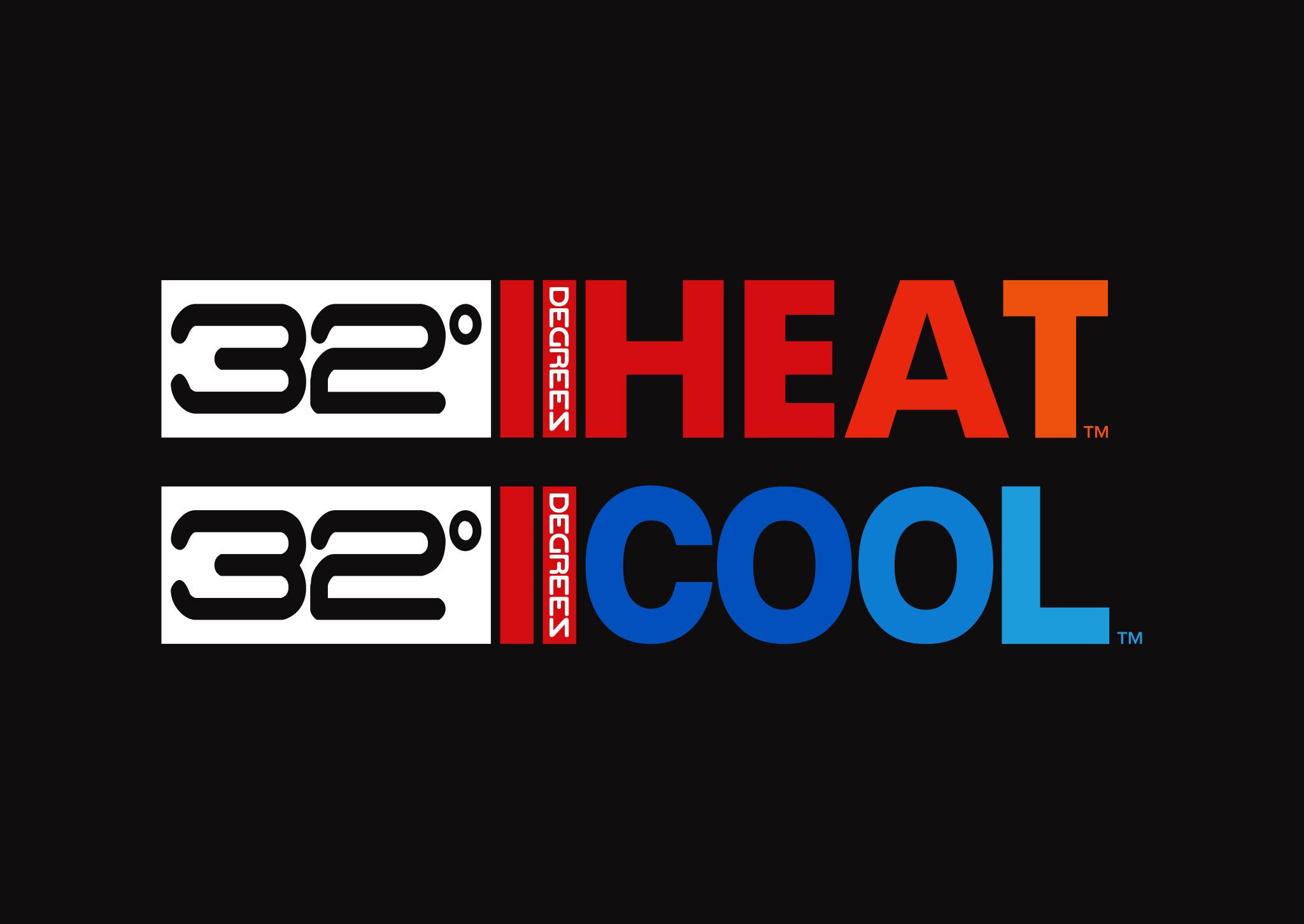32 Degrees Logo Sunny Perks