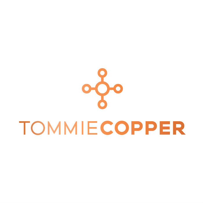 Tommie Copper Logo Sunny Perks