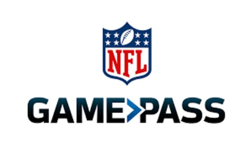 NFL Game Pass Logo Sunny Perks