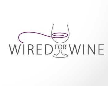 Wired For Wine Logo Sunny Perks